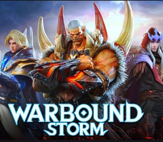 Warbound Storm