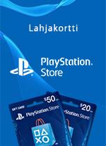 Playstation PSN Card (Fi)