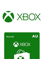 Xbox Live Gift Card (Australia)