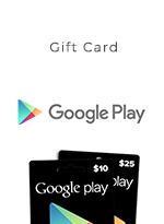 Google Play Gift Card (CA)