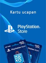 PlayStation PSN Card (ID)