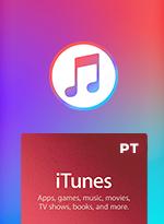 iTunes Gift Card (PT)
