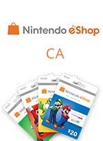 Nintendo eShop Card CA (Canada)