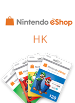 Nintendo Wii eShop Card HK (Hong Kong)