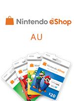Nintendo Wii eShop Card AU (Australia)