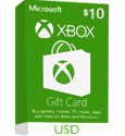 Xbox Live Gift Card (United States)