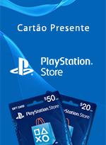Playstation PSN Card (BR)