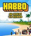 HABBO 55 Credits
