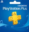 PSN Plus Membership US - 3 Months