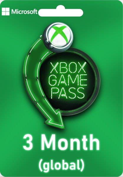 Xbox Game Pass 3 Month GLOBAL