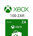 XBox Live Gift Card South Africa - 100 ZAR