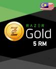 Razer Gold Malaysia RM5