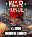 War Thunder 25.000 Golden Eagles