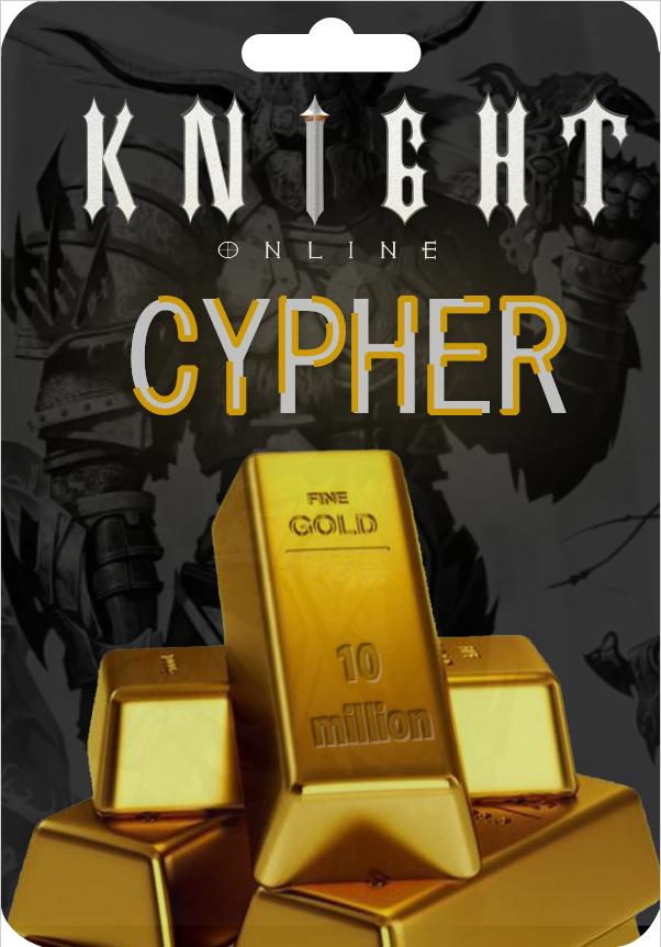 Steam Cypher Gold Bar (100 M) Folk Kronil (Trade)