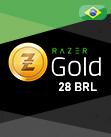 Razer Gold 28 BRL