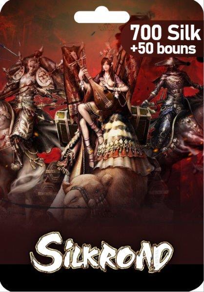 Joymax 700 Silk + 50 Silk bonus
