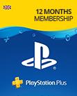 PSN Plus Membership Hong Kong - 12 Month HKD