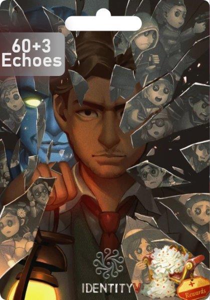 Identity V 60+3 Echoes