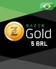Razer Gold 5 BRL