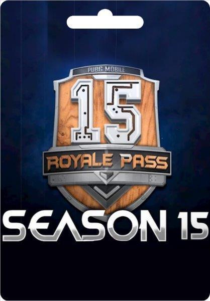 PUBG Mobile Sezon 15. Royale Pass