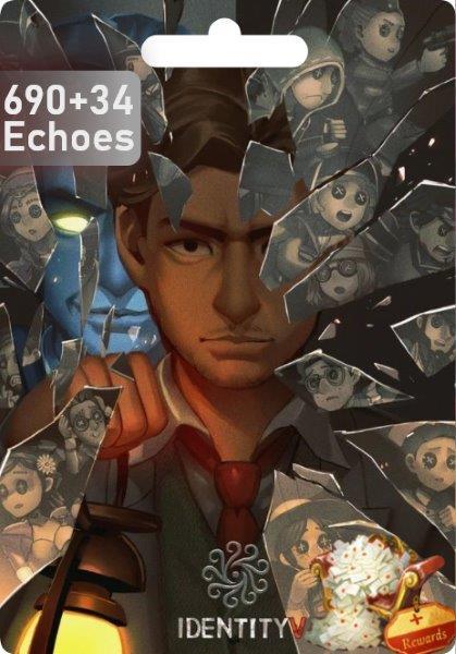 Identity V 690+34 Echoes