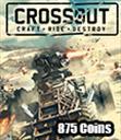 Crossout - 875 Coins