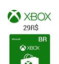 XBox Live Gift Card Brazil - BR $29