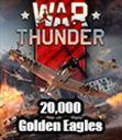 War Thunder 20.000 Golden Eagles