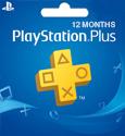 PSN Plus Membership US - 12 Months