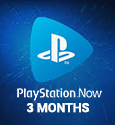 PSN NOW 3 Months US
