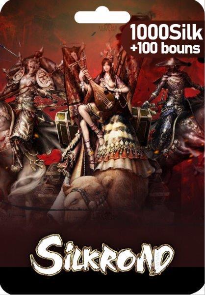 Joymax 1000 Silk + 100 Silk bonus