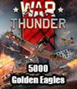 War Thunder 5000 Golden Eagles
