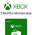 Xbox Live GOLD Subscription 3 Month - EUROPE