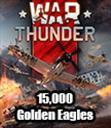 War Thunder 15.000 Golden Eagles