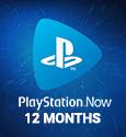 PSN NOW 12 Months US