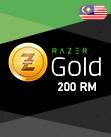 Razer Gold Malaysia RM200