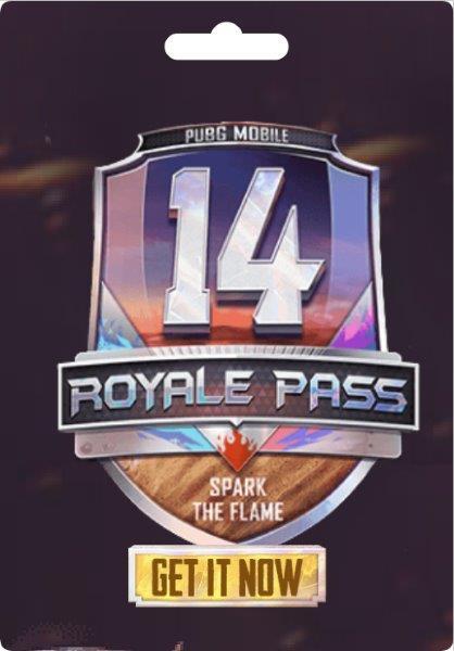 PUBG Mobile Sezon 14. Royale Pass