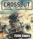 Crossout - 7500 Coins