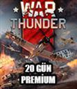 War Thunder - 20 Days Pre