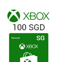 Xbox Live Gift Card Singapore - 100 SGD